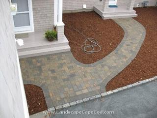 Inter-locking Vineyard Blend Pavers