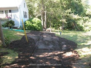 Back Yard Renovation