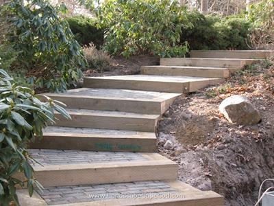 Click to view album: Steps and Retaining Walls