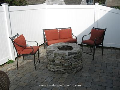 Click to view album: West Harwich Patio and Firepit
