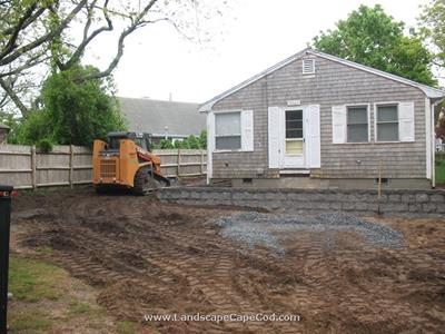 Click to view album: Retaining Wall System