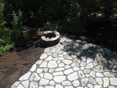 Click to view album: Fire Pit Construction