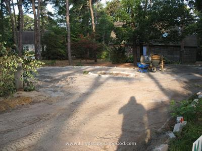 Click to view album: Driveway Edging and Apron