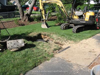 Click to view album: Driveway Drainage