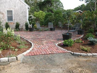 Click to view album: Antique Brick Paver Patio