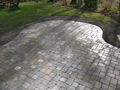 Click to view album: Paver Patio Construction